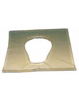Cuscino in silicone integrale con foro